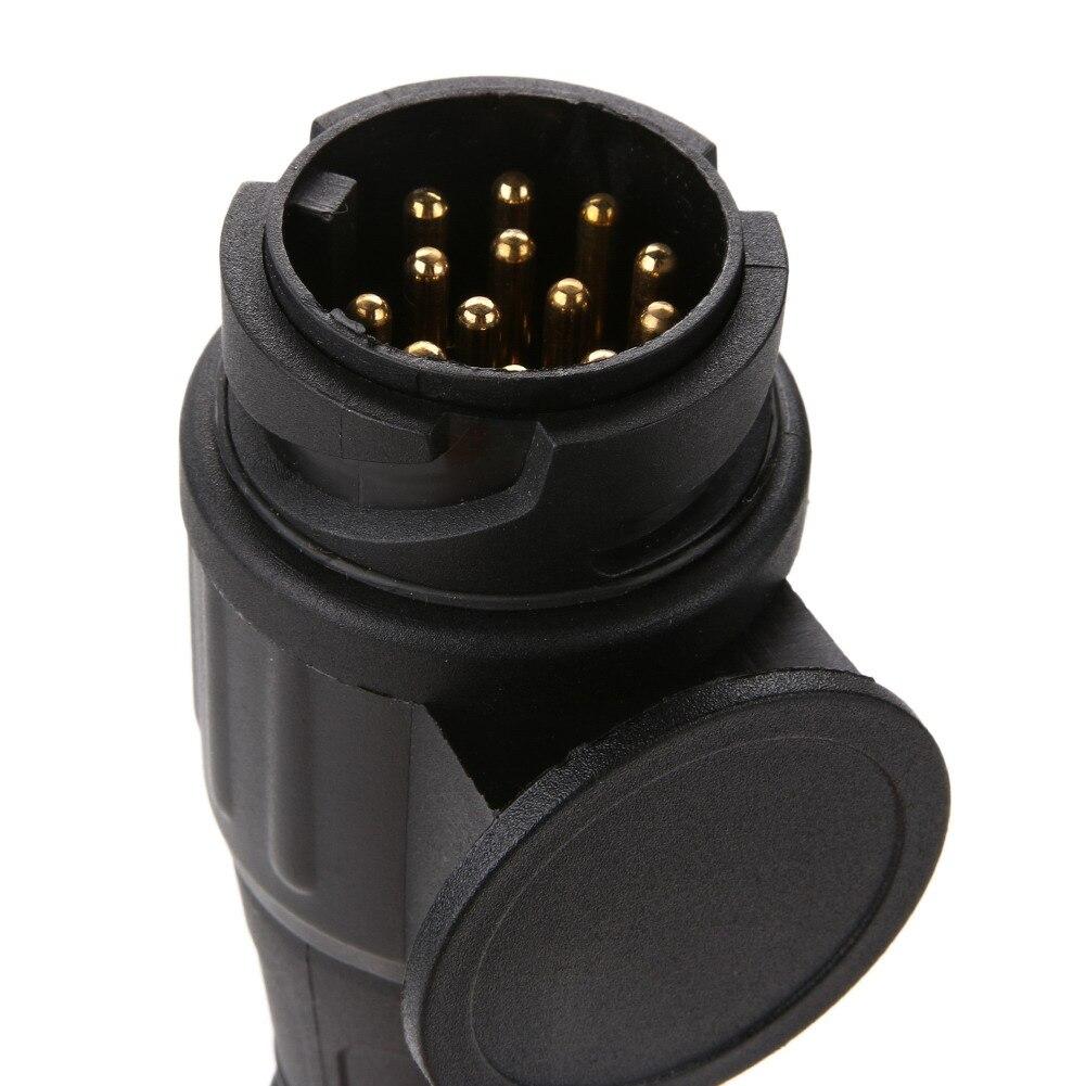 13 Bis 7 Pin Stecker Adapter Konverter Caravan Trailer Verdrahtung ...