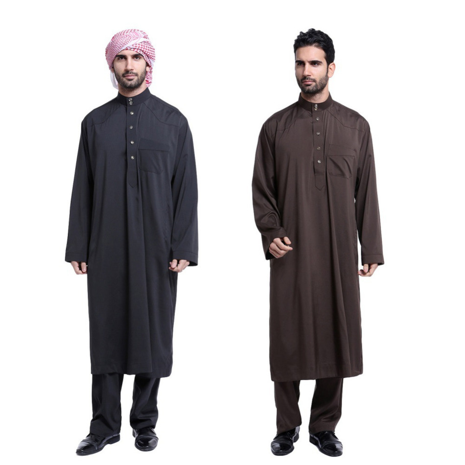 Popular Mens Kaftan-Buy Cheap Mens Kaftan lots from China ...