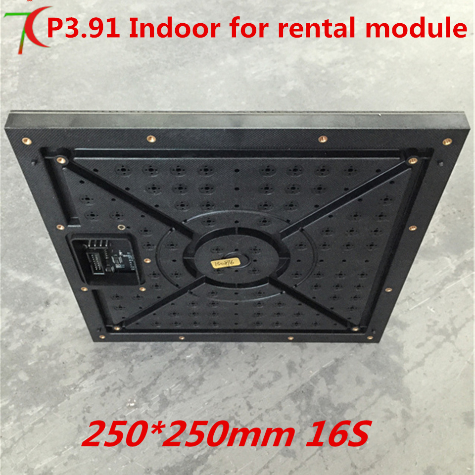 P3.91  full color module for rent equipment display, SMD,16scanP3.91  full color module for rent equipment display, SMD,16scan
