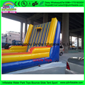 Inflatable cliff jump Inflatable magic jump wall,inflatable clothes stick to the wall for fun