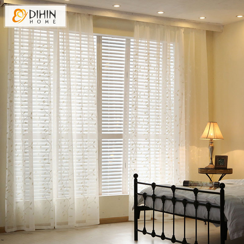 Popular kitchen drapes buy cheap kitchen drapes lots from for Modern drapes window treatment