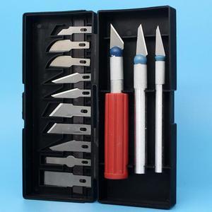 13pcs/ Set Scalpel Blade Knife