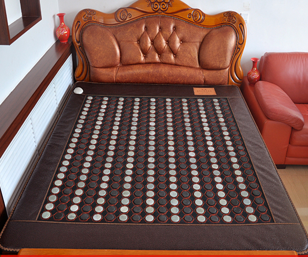 Electric Heated Jade Mattress Massage Bed Cushion Cover Negative Ion Stone Massage Mattress 1.2X1.9M смартфон nokia 3 синий nokia 3 ds ta 1032 blue смартфон