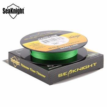 SeaKnight 4 Strands Braided Fishing Line Fishing Lines cb5feb1b7314637725a2e7: Green|Yellow