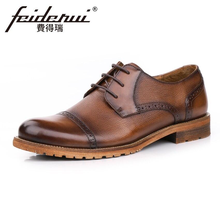 Vintage Genuine Leather Men