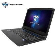Machenike T58-Tix 15.6-Inch FHD Gaming Laptop Intel Core i7-7700HQ GTX1050Ti 4G Video RAM 8G RAM 256G SSD RGB Backlight Keyboard