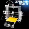 Prusa i3 3d printer set for assembly reprap i3 for desktop full 3D Impressora DIY kit Acrylic Frame High Precision LCD control