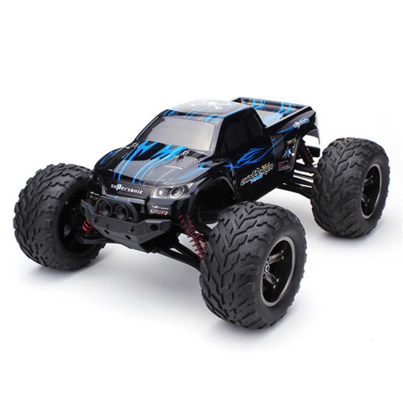 Wholesale 9115 1/12 2.4GHz 2WD Brushed RC Remote Control Monster Truck RTR high speed big rc car 9116 1 12 2wd brushed rc monster truck rtr 2 4ghz good children toy