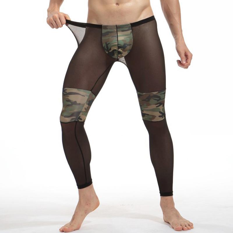 0e73a1ac9 Men s Running Compression Pants Tights Jogging Sportwear Stirrup Leggings  Gym Fitness Men Bodybuilding Trousers Yoga Pants USD 12.37 piece