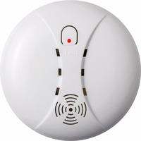 New 433mhz Sensor Sensitive Photoelectric Home Security System Cordless Wireless Smoke Detector Fire Alarm For Home