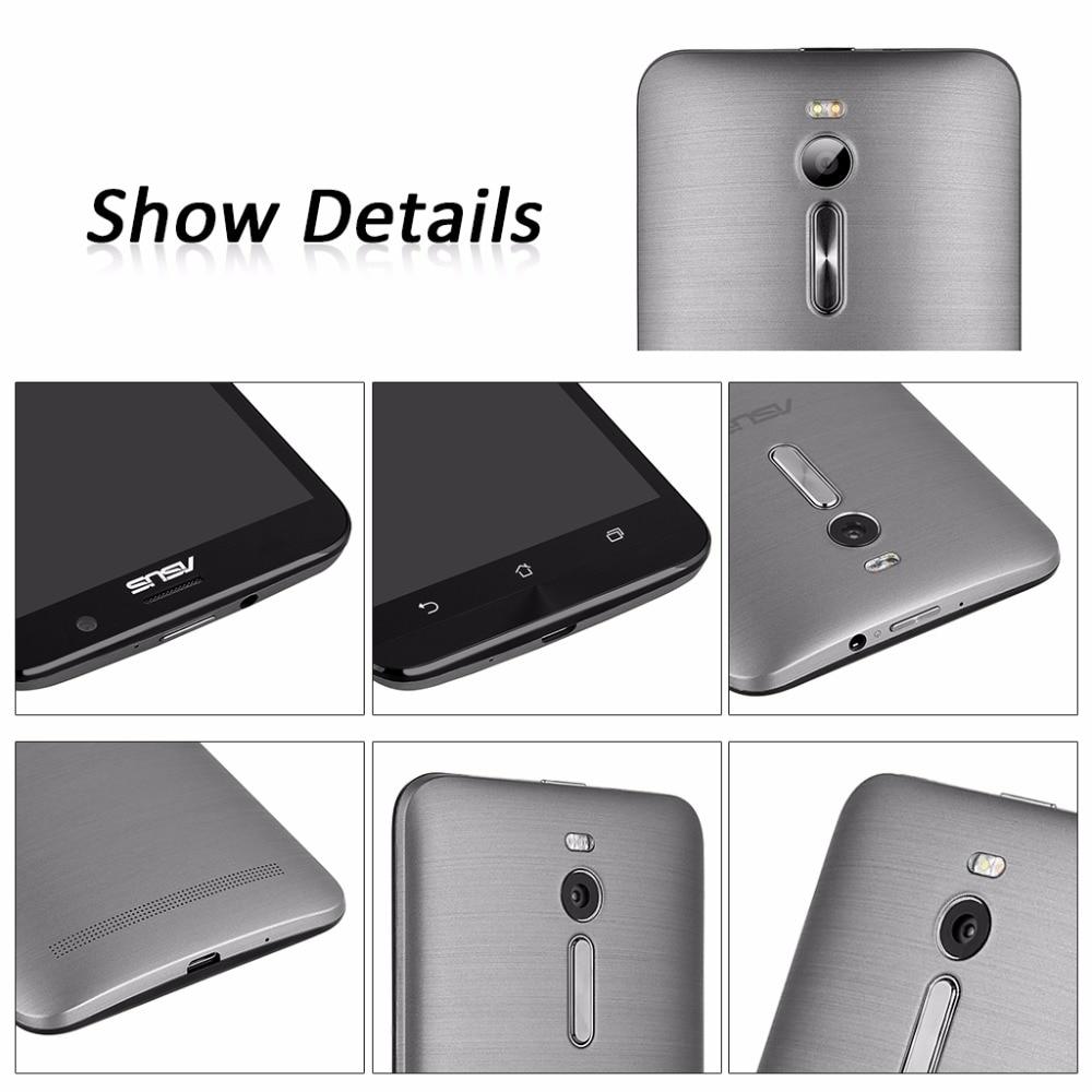 Asus Zenfone 2 Ze551ml Intel Atom Z3580 23ghz Mobile Phones Android Ram 4gb Rom 32gb 50