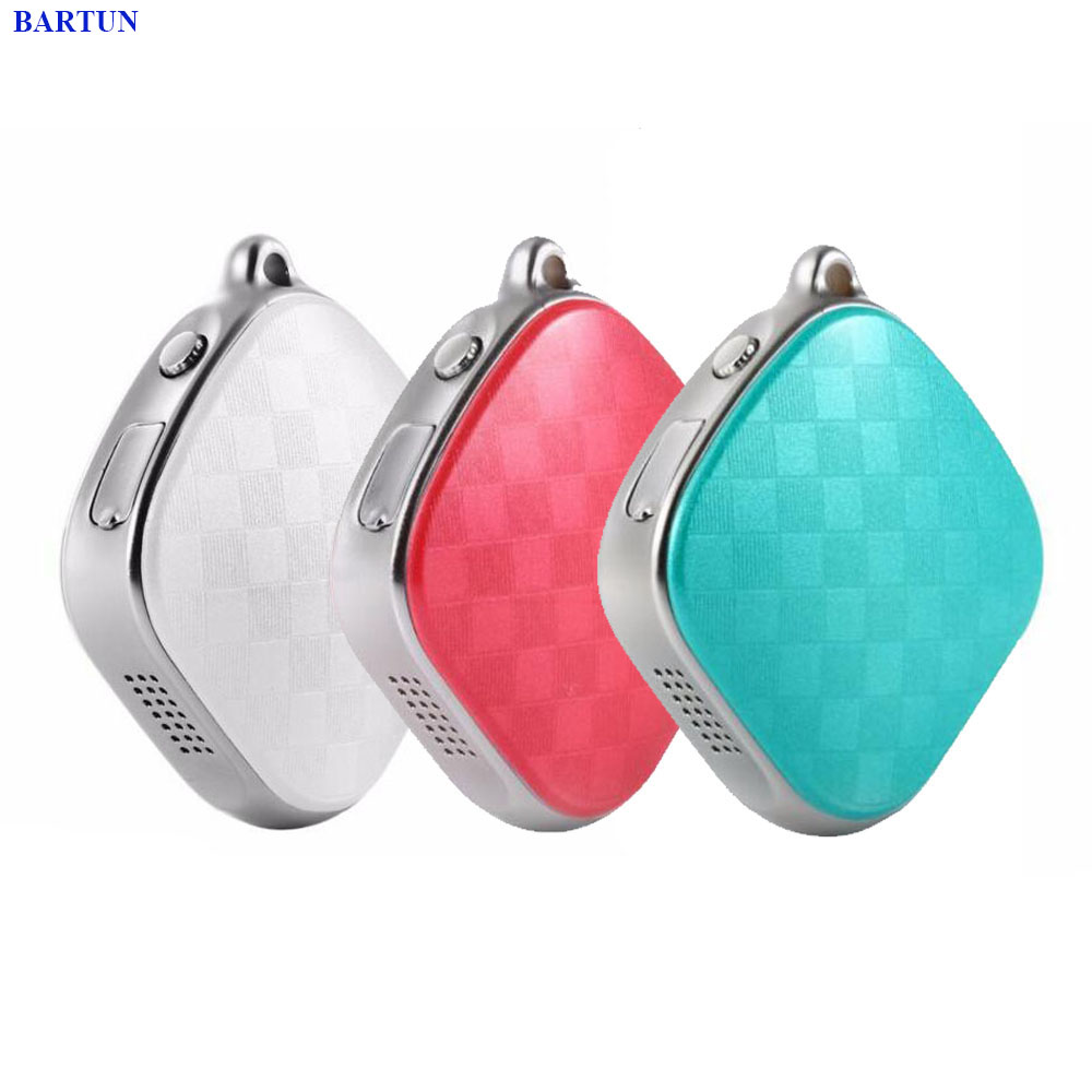 2018 New Mini Smart Keychain Micro GSM GPS Tracker Collar Cat Dogs Kids Pets Car With