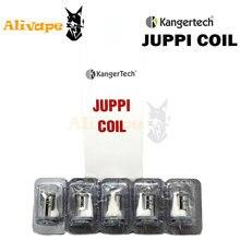 PRE-ORDER!! 5ชิ้น/ล็อตKangertech JUPPI Rewickableหัวขดลวด0.2ohm Nicr NotchCoilโครงสร้างขดลวดJUPPIถังบุหรี่อิเล็กทรอนิกส์