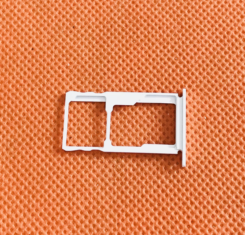 Used Original Sim Card Holder Tray Card Slot for Bluboo S1 MTK6757 Octa Core 5.5 FHD Free shipping