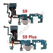 Usb Lade Mic Port Dock Band Flex Kabel für Samsung Galaxy S9 Plus G965F G965N G965U S9 G960F G960U G960N