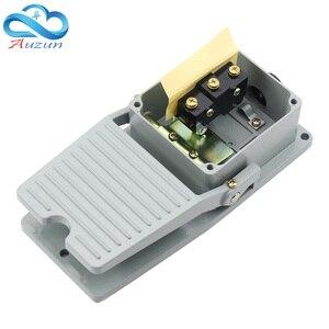 Image 2 - Pedaal schakelaar lt 3 pedaal schakelaar machine tool accessoires AC 380 v 10a