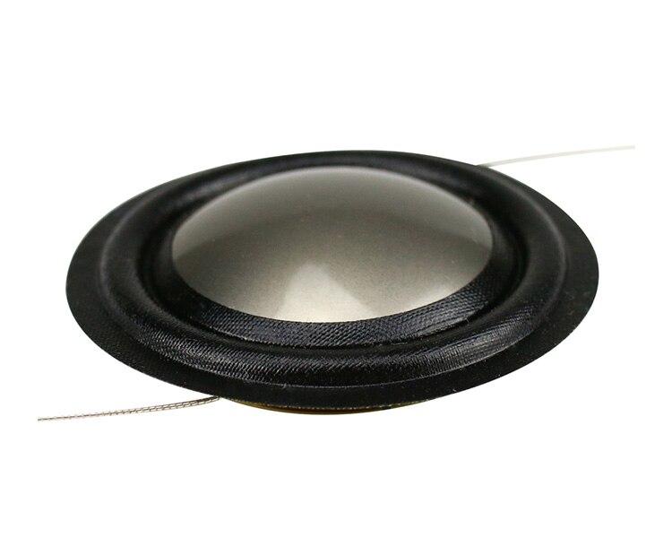 Ghxamp 25.9mm tweeter bobina de voz filme