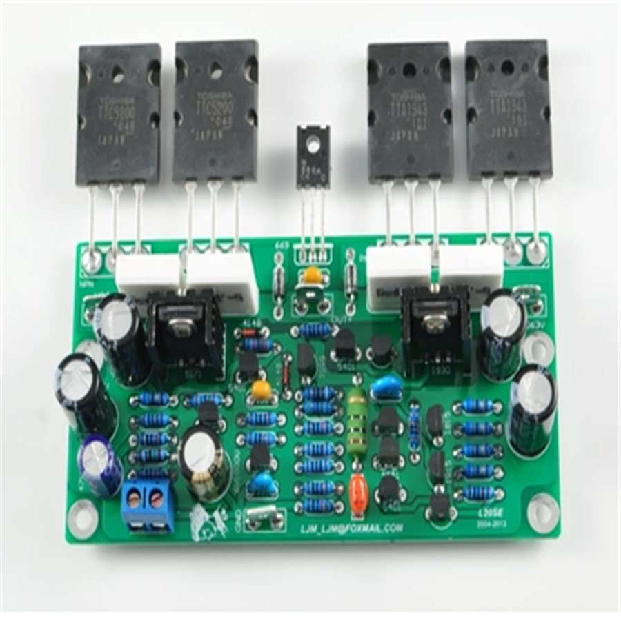 Consumer Electronics Home Audio & Video 200w L20 Se A1943 C5200 2-channel Power Amplifier Board Moderate Price