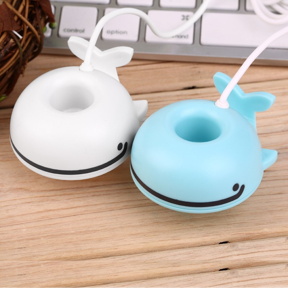 Professional Cute Whale Shaped Humidifier Mini Air Purifier Portable USB Diffuser Universal Home Office PurifierProfessional Cute Whale Shaped Humidifier Mini Air Purifier Portable USB Diffuser Universal Home Office Purifier