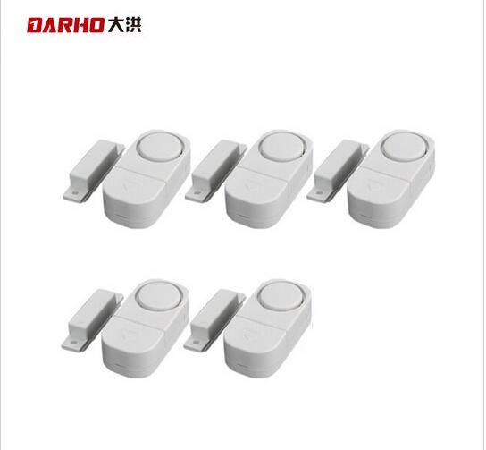 DARHO Wireless Home Security Alarm Systems Door/Window entry alarm  Safety Security Guardian Protector Pack of 5 pcs multiscale modeling of developmental systems 81