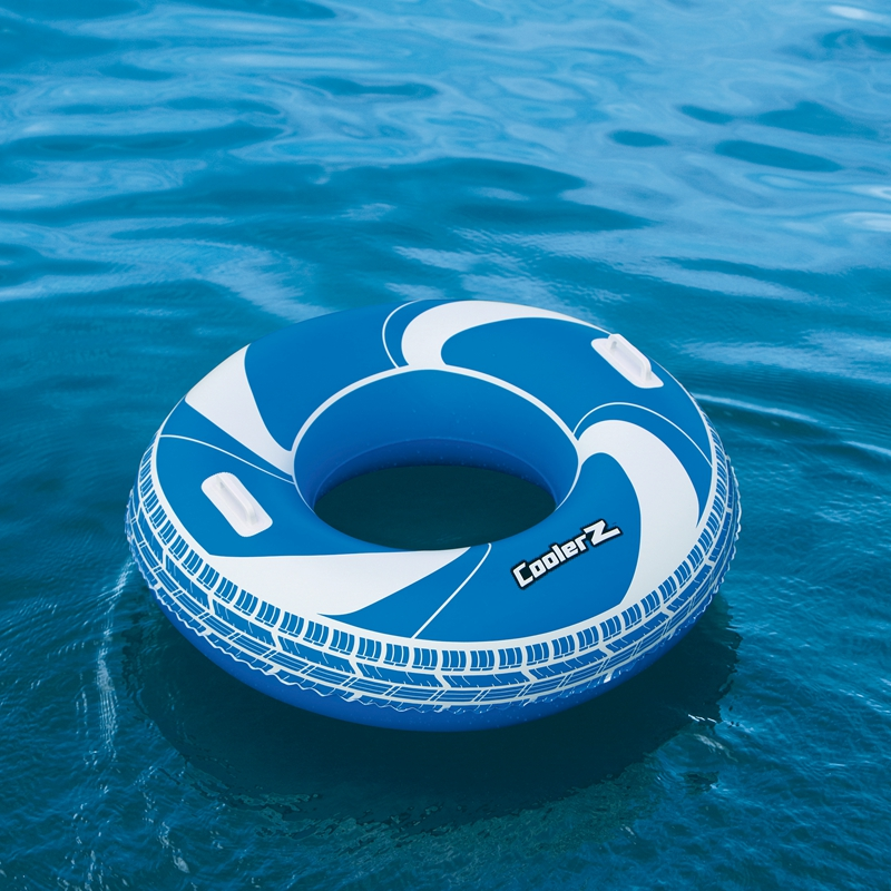 Air Pump For Inflatables Airbeds Pools Mattresses Rafts Floats Toys Deflates Too