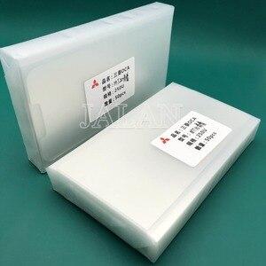 Image 5 - 250um OCA Adhesive For Huawei Mate 7 8 9 10 20/20 Lite Touch Screen Glass Laminating Lcd Repair For Mitsubishi Oca Glue