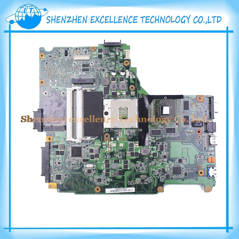 N61JA For ASUS N61JA N61JQ REV2.1 2.0 Laptop Motherboard mainboard N61JA Intel core I5 CPU 100% Tested & Free Shipping