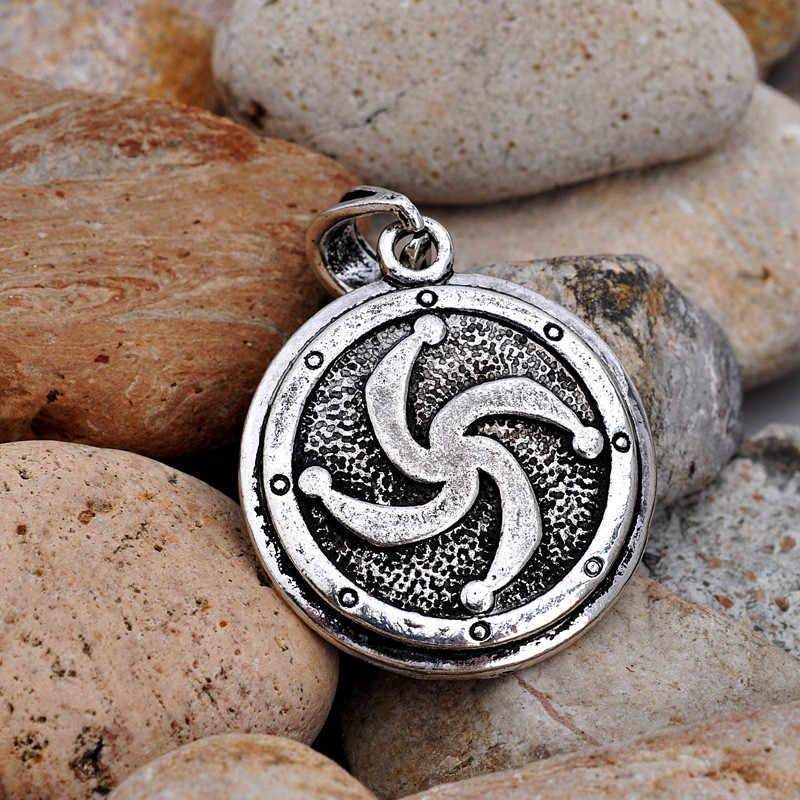 Славянский стержень подвеска, амулет Born Charm скандинавские стержни языческие украшения амулет кулон античное серебро