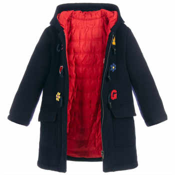 Warm Mother Son Mother Daughter Woolen Jacket Cotton Padded Puffer Father Son Outwear Winter Coat Family Matching Clothes - DISCOUNT ITEM  15 OFF Mother & Kids