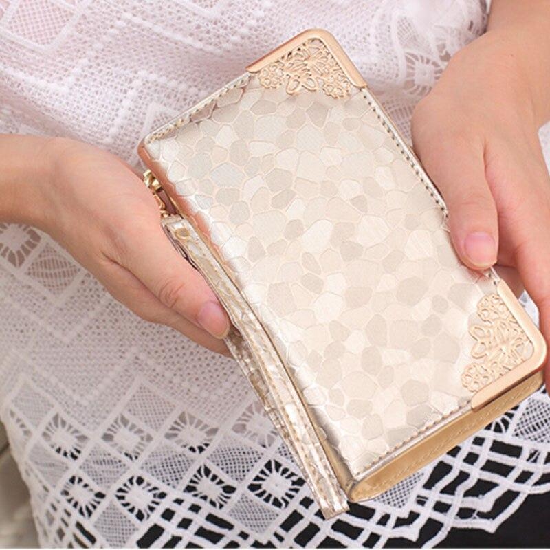 padrão de bolsa de couro Size : 11*21*3cm