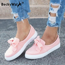 Casual Sneakers Women Comfortable Flock Spring Autumn Women