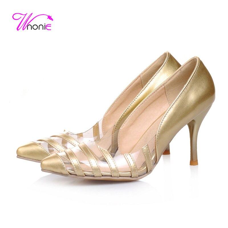 Online Get Cheap Clear Womens Dress Shoes -Aliexpress.com ...