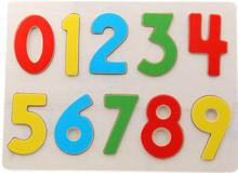 Exempt postage, wooden toys, cognitive digital puzzle, matching makeup, educational mathematics teaching AIDS