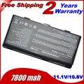 7800 mAh bateria do portátil BTY-M6D E6603 para MSI GT60 GT660 GT660R GT663 GT670 GT680 GT663R GT680DX GT680R GT680DXR