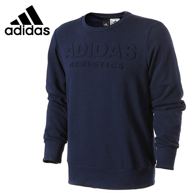 5671c0bd8c US $73.55 18% OFF|Original New Arrival 2018 Adidas LINEAGE SWEATER Men's  Pullover Jerseys Sportswear-in Trainning & Exercise Sweaters from Sports &  ...