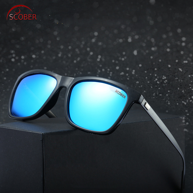 Retro Square Al-mg Leg men women polarized sun glasses polarized sunglasses  Custom Made Myopia Minus Prescription Lens -1 to -6 0ec8c6456c