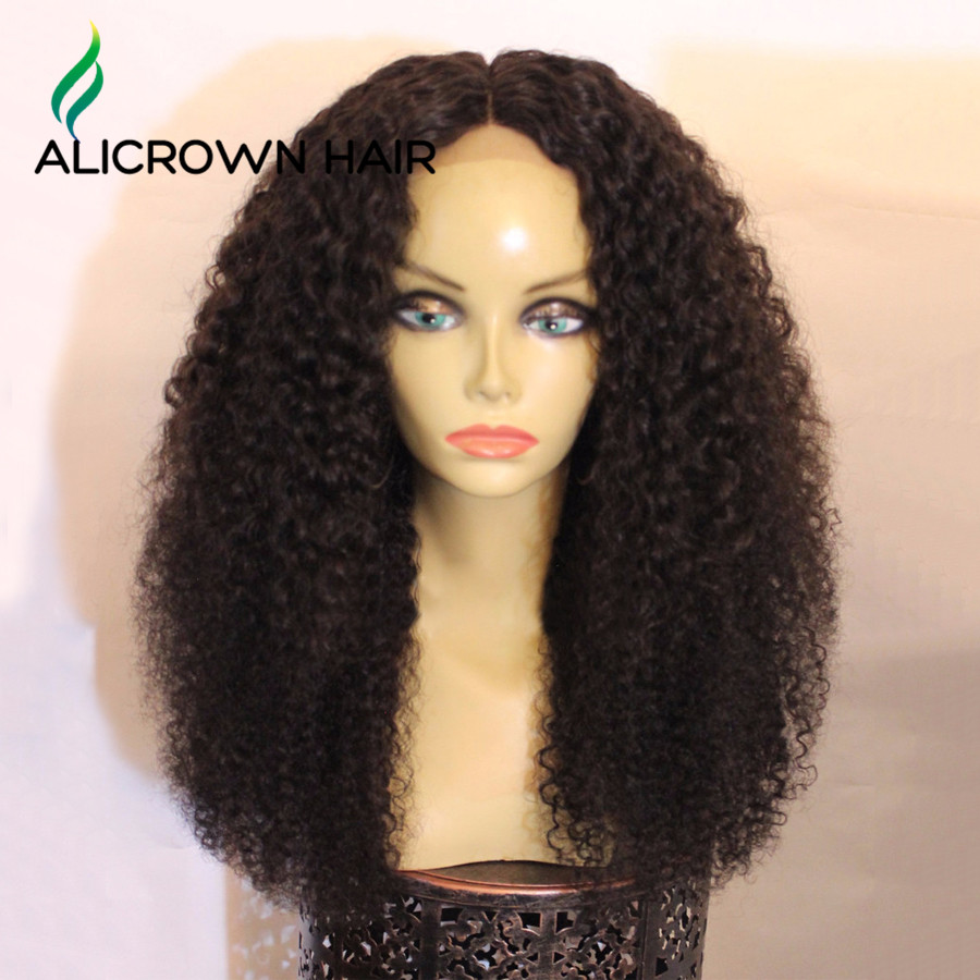 curly full lace human hair wigs for black women human hair