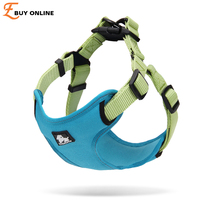 2016 New Arrival Large Dog Harness Soft Walk Vest Big Dog Training Harness S M L