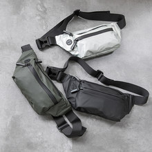 Waterproof Man Waist Bag Fashion Chest Pack Outdoor Sports Crossbody Bag Casual Travel Male Bum Belt Bag(China)
