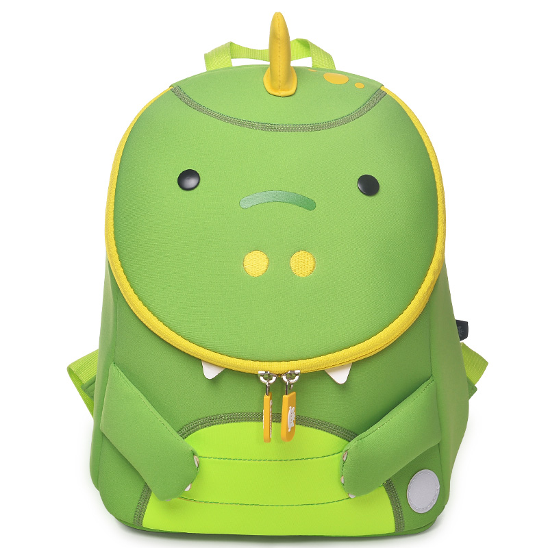 3D Dinosaur School Bags For Boys Girls Cute Animals Design Waterproof Children School Backpacks Student Kids Bag Mochila Escolar
