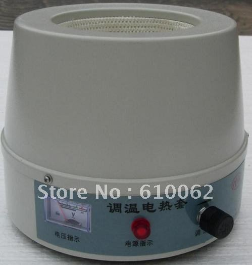 500mL Lab Electric Thermostatic & Temp Adjustable Heating Mantle, Free Shipping!