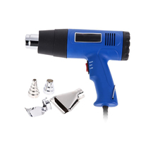 Adjustable Temperature Heat Tool Temperature Heat Blowers US Plug 1500W Dual 4 Nozzles Power Tool 300 500 for car paint