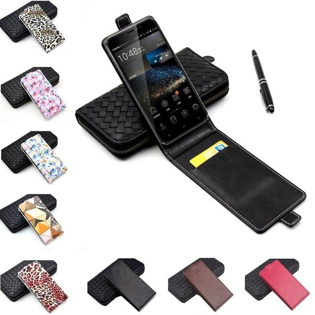 Klassieke Luxe Geavanceerde Top Flip Kleurrijke Lederen Case Voor Cubot Note S/Dinosaurus Telefoon Gevallen Cellphone Cover Met Card Slot