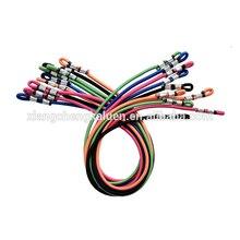 High strength Double Loop Latex Bungee Trampoline Elastic Rope