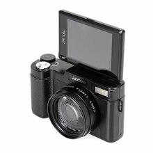 3″ TFT LCD Full HD 24MP Digital Camera Video 1080P Camcorder CMOS Video Lens  + Filter Mini Digital Camera
