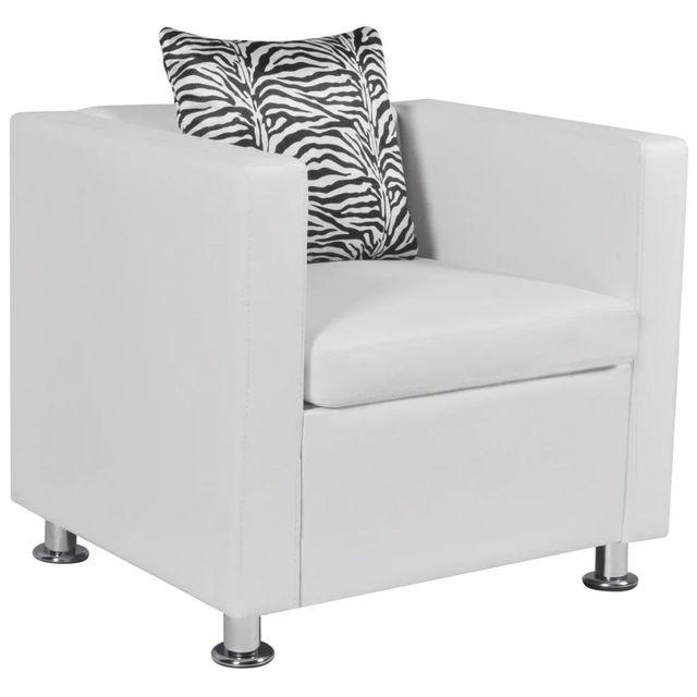 Cube Armchair 1