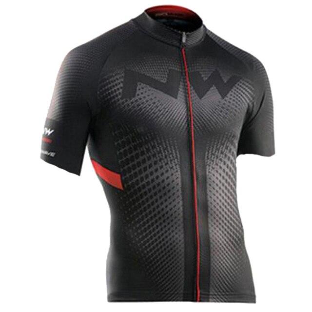 2019 NW Pro MTB Bicicleta Ciclismo Desgaste Camisa De Ciclismo de Verão Respirável Roupas Bicicleta Ropa de Ciclismo Roupas Maillot ciclismo