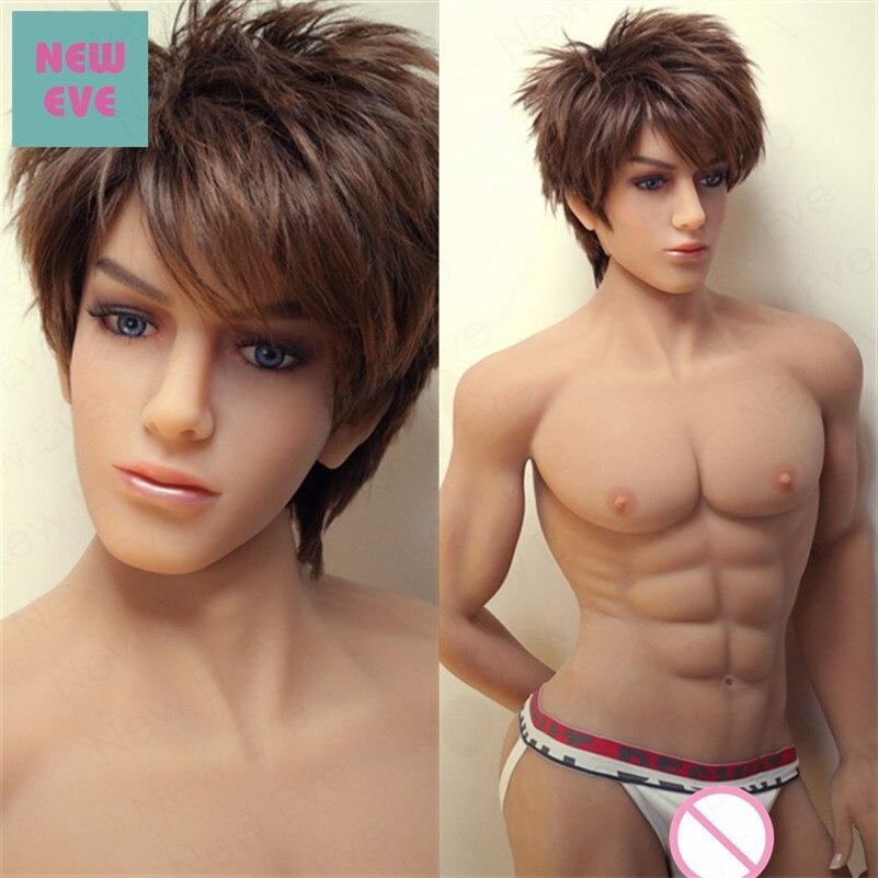 160cm 5.25ft mâle sexe poupées pour femmes masturbateurs Gay mâle sexe poupée taille réelle avec grand pénis TPE amour poupée livraison gratuite