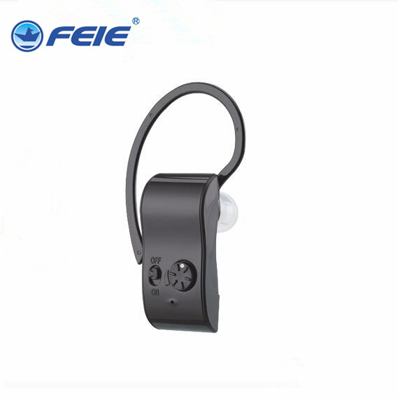 NEW Rechargeable Best Sound Amplifier Rechargeable Hearing Aid Aids Bluetooth Type S-217 guangzhou feie deaf rechargeable hearing aids mini behind the ear hearing aid s 109s free shipping