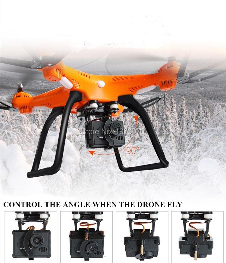 Lift Quacopter a HUANQI 8
